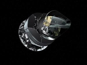 Телескопът Планк