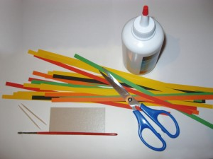 Materials for quilling
